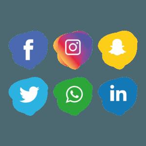 Curare i social media per la reputazione online.
