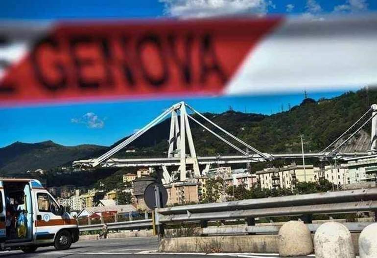 autostrade benetton genova crollo ponte morandi (Foto Sir)