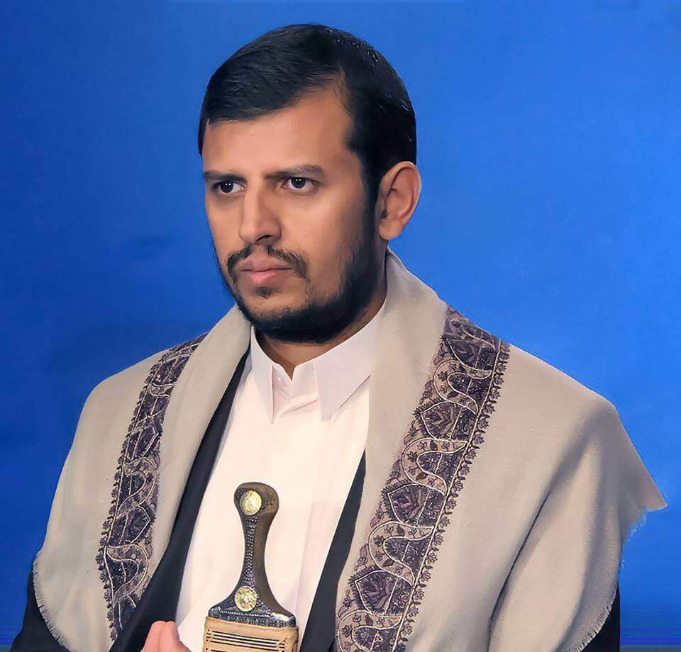 Abdul-Malik Badreddin al-Houthi, leader dei ribelli yemeniti