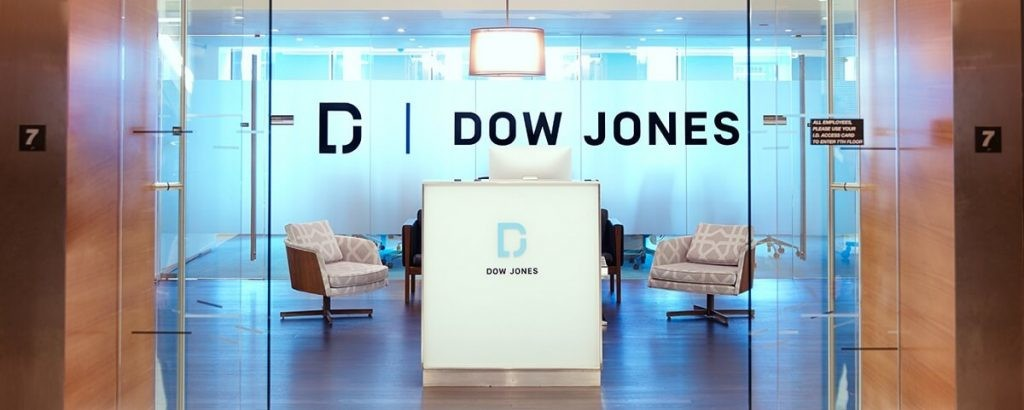 Dow Jones, oficina de Nueva York