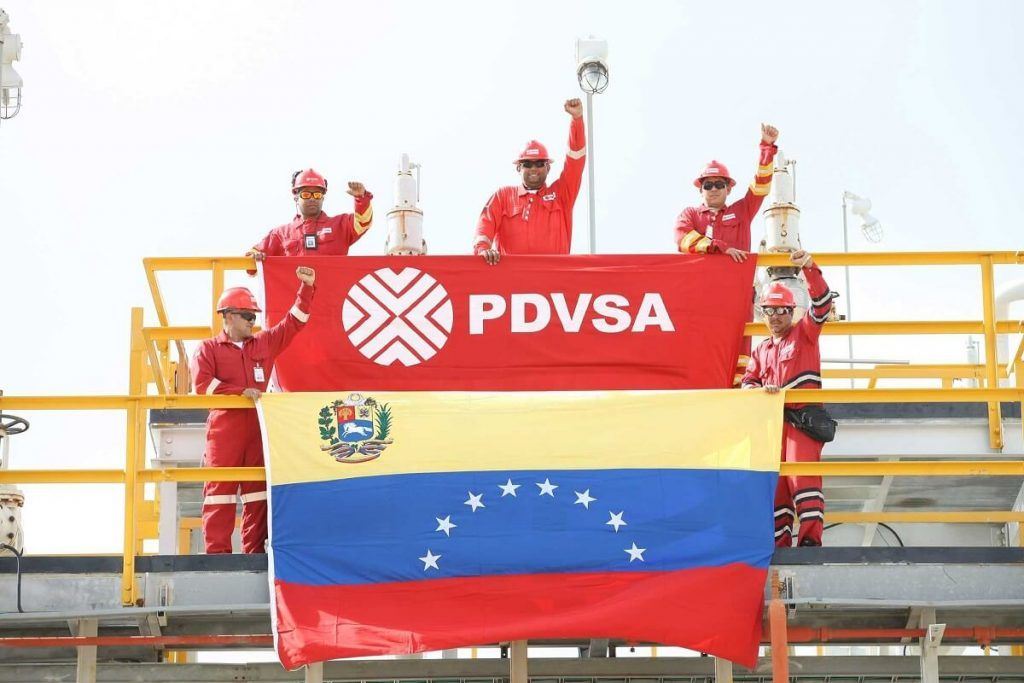 Petróleos de Venezuela, S.A. (PDVSA) è la compagnia petrolifera statale venezuelana
