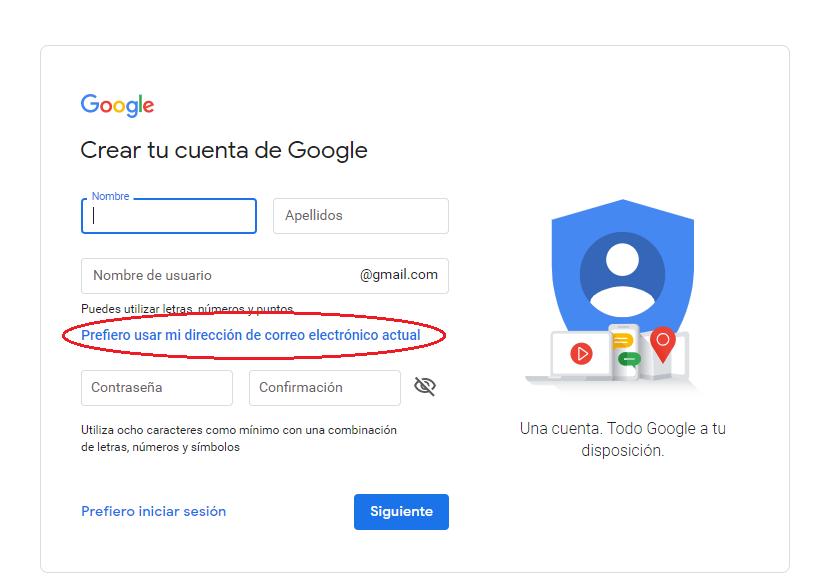como crear alertas de google sin una cuenta de gmail
