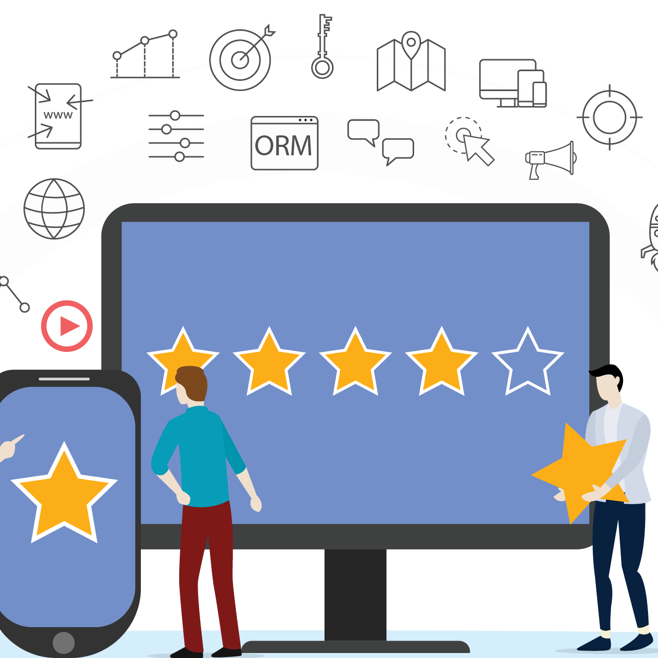 marketing de recomendación para potenciar tu negocio