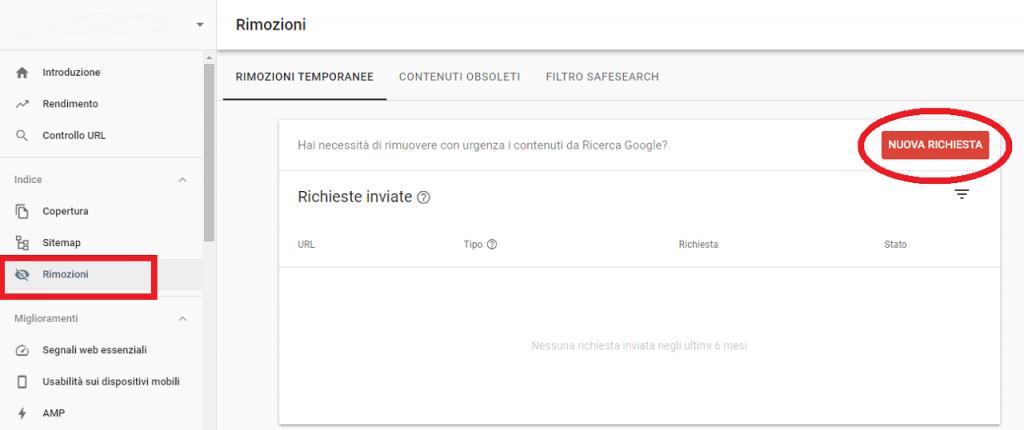 Come rimuovere un link da Google guida reputationup