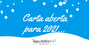 Carta aberta para 2021 reputationup