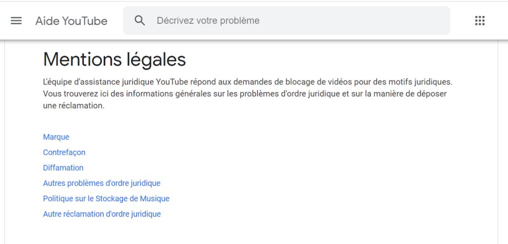 Comment supprimer des vidéos de Youtube reputationup