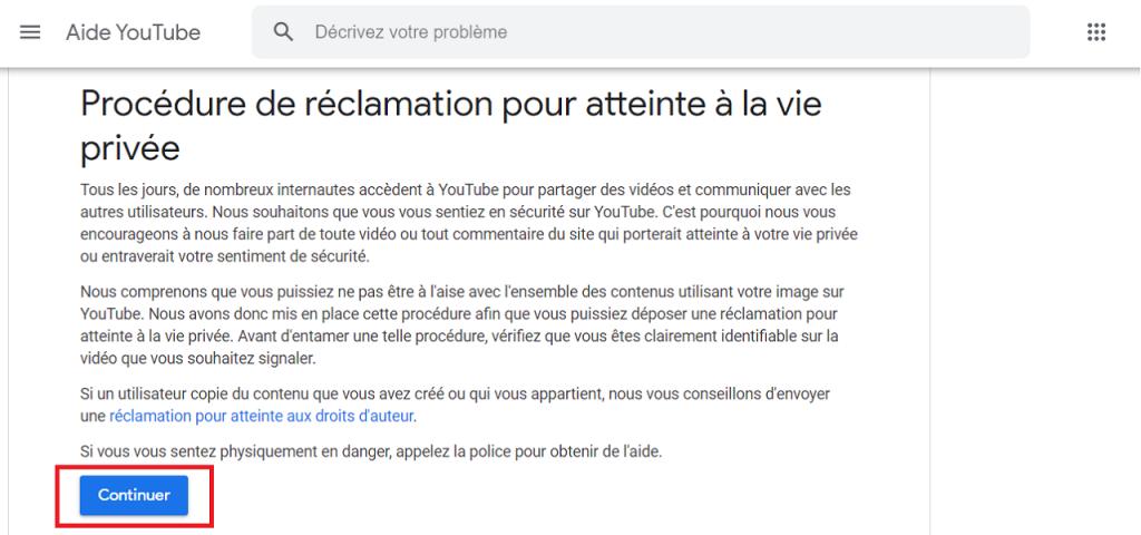 Comment supprimer des vidéos génantes ou diffamatoires de Youtube reputationup