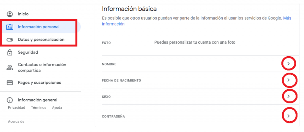 Cómo desaparecer de Google reputationup