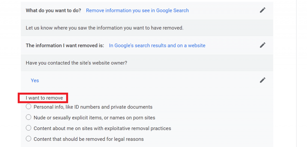 How to Remove Images from Google guide reputation