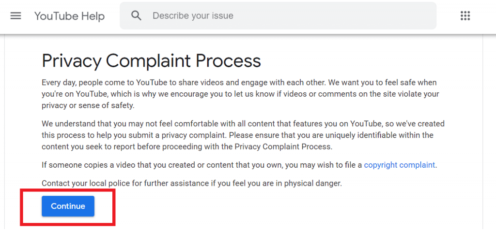 How to remove harmful or defamatory videos from Youtube reputationup