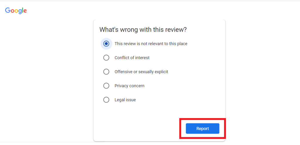 How to remove negative reviews on Google guide reputationup
