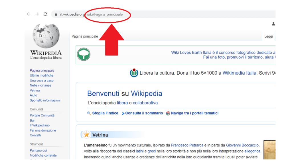 Come modificare una pagina di Wikipedia ReputationUP