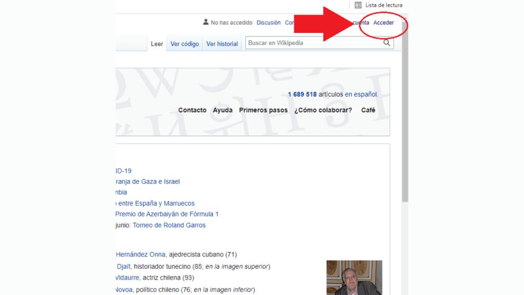 Cómo crear una página de usuario en Wikipedia ReputationUP