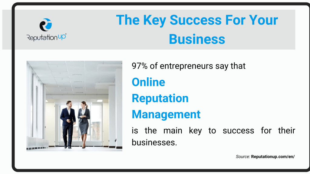 Online reputation management is The Key Success For Your Business