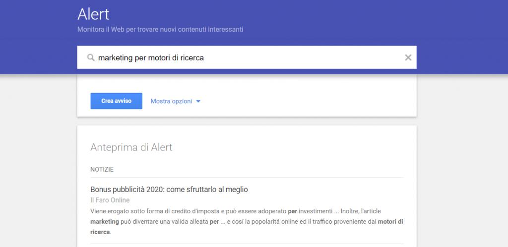 The best tools for online reputation management Google alerts ReputationUP