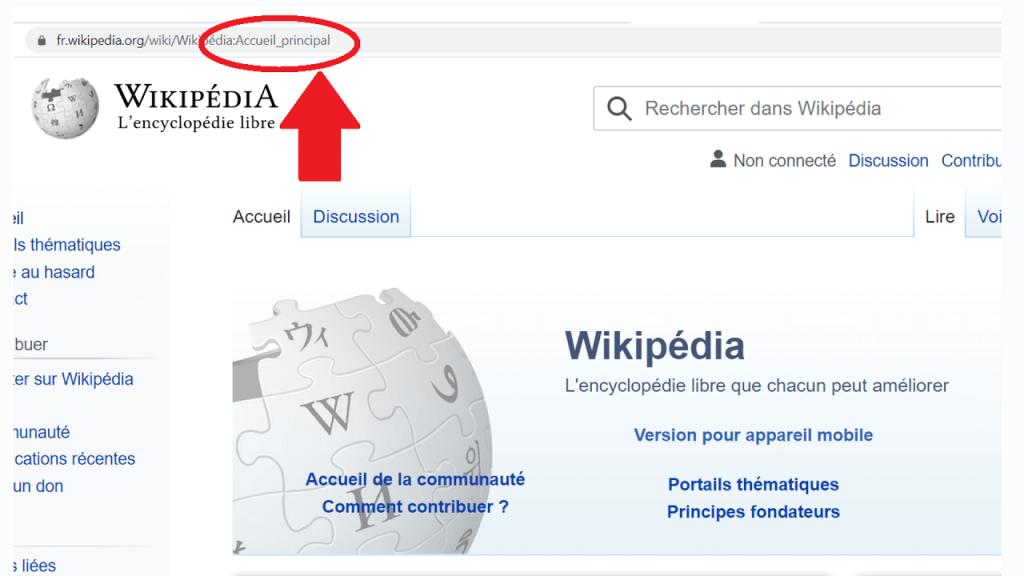 Comment modifier une page Wikipédia ReputationUP