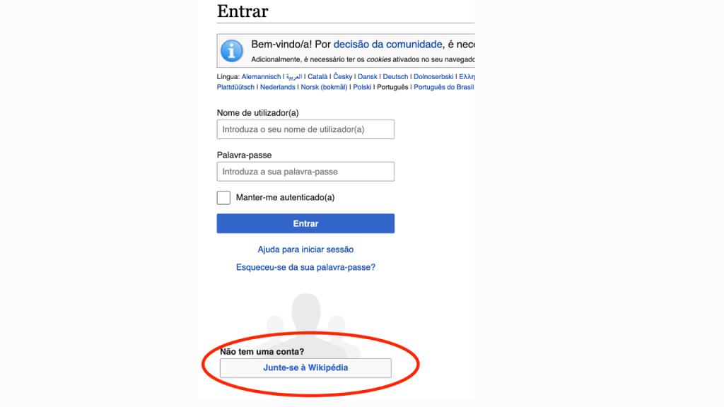 Como criar uma página de usuário na Wikipédia guia ReputationUP