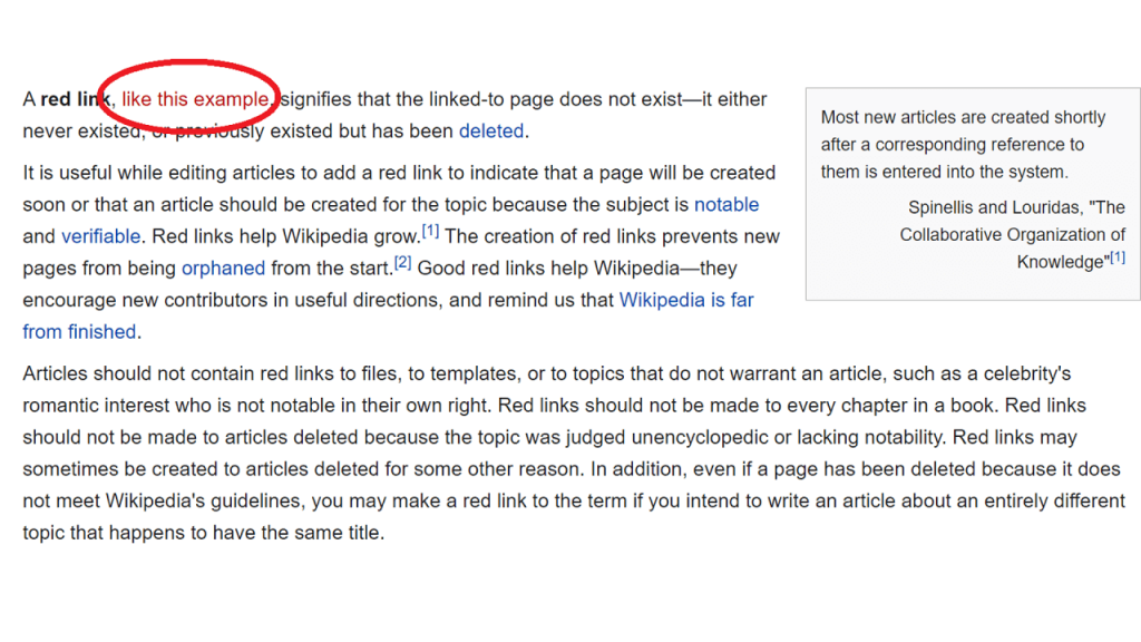 How to create content on Wikipedia ReputationUP